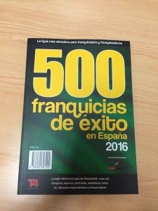500 franquicias 2016